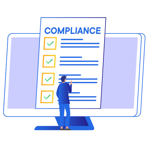 hipaa gdpr compliant direct mails