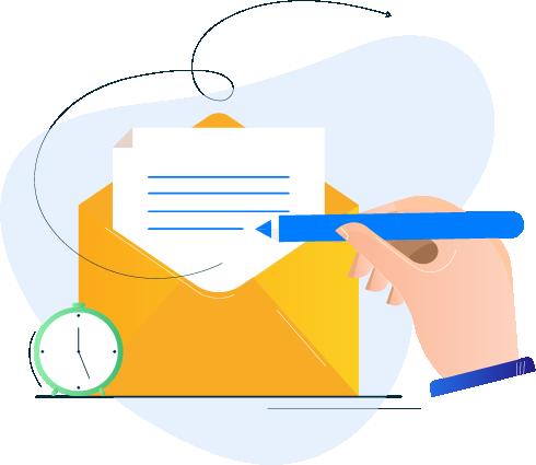 create mails