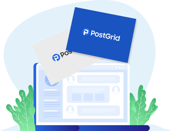 PostGrid Direct Mail Software