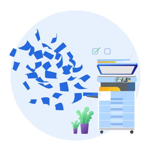 print marketing materials grow sales