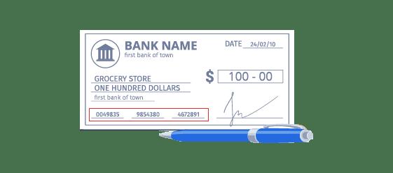 micr line on checks